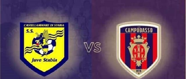 Juve Stabia-Campobasso