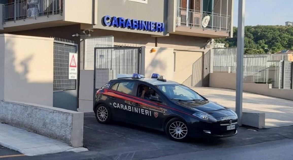 CC di Barcellona Pozzo di Gotto (ME) per la morte da intossicazione di un 25enne