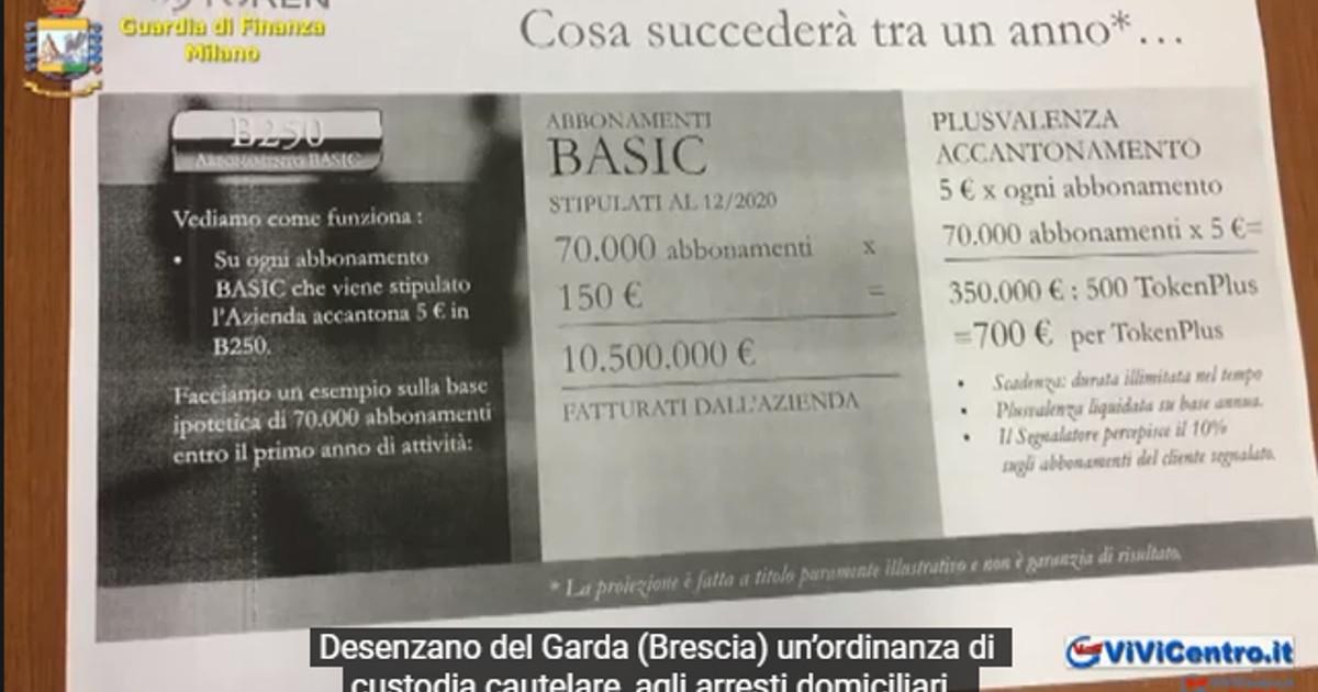 """OPERAZIONE """"MASTERPIECE"""" MILANO, ARRESTATE 2 PERSONE PER TRUFFA E ABUSIVISMO FINANZIARIO"""