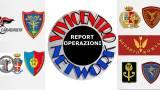 Gioventù allo sbando, interventi di Carabinieri e Polizia