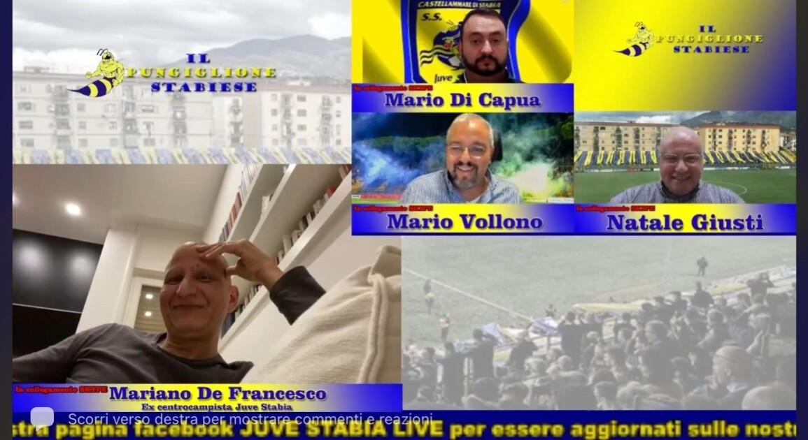 De Francesco Juve Stabia