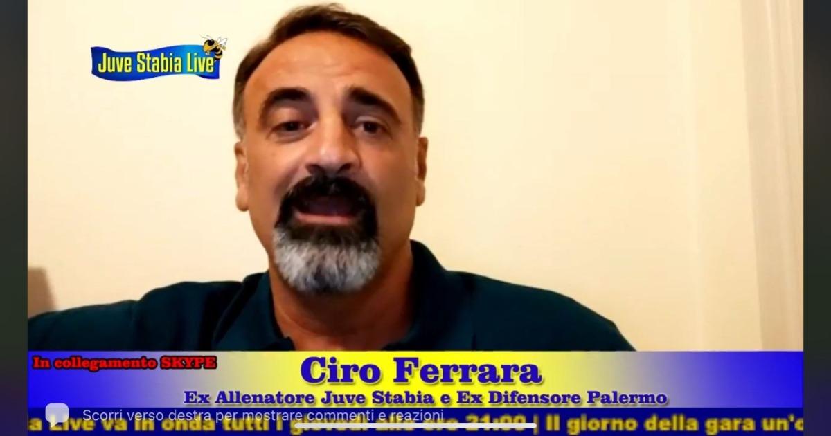 Ferrara Juve Stabia Palermo