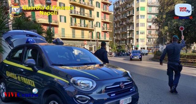 Napoli: Guardia di Finanza sequestra per reati di truffa e frode