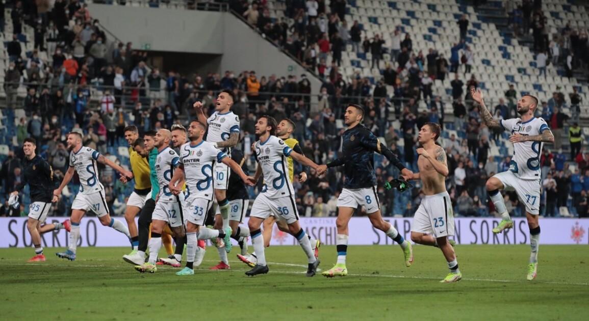 Sassuolo Inter Pagelle